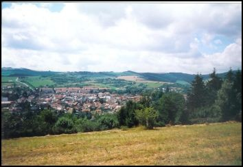 Herrliche Landschaft.