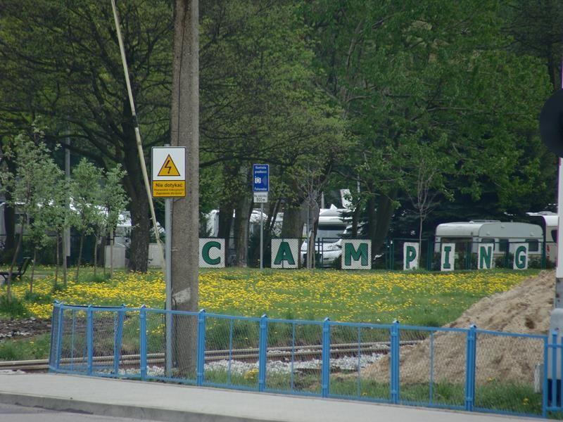 Der Campingplatz