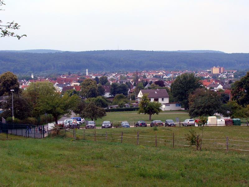 Blick über Erlenbach