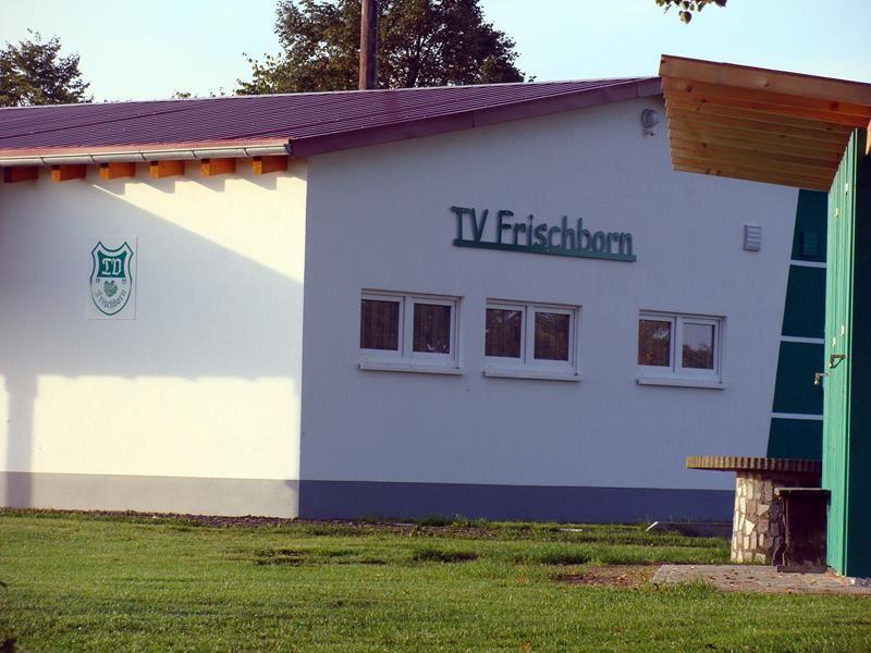 Ich bin inzwischen in Frischborn gelandet. Ein Nachbarort