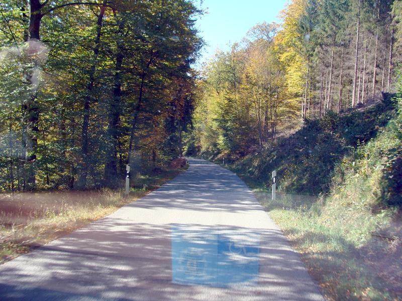 Unterwegs nach Eberbach