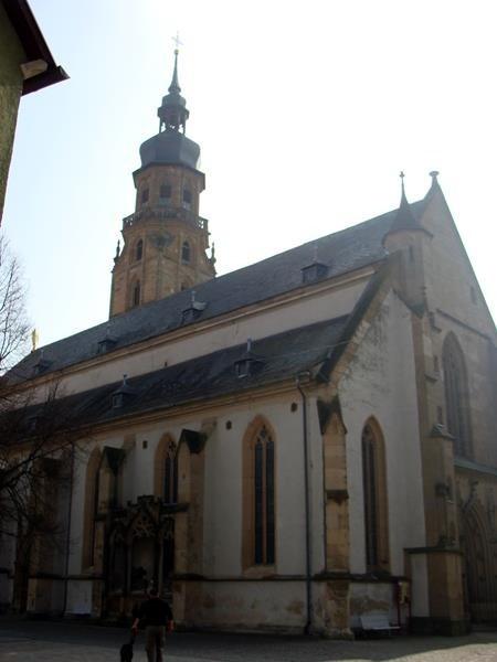 Die Stadtpfarrkirche