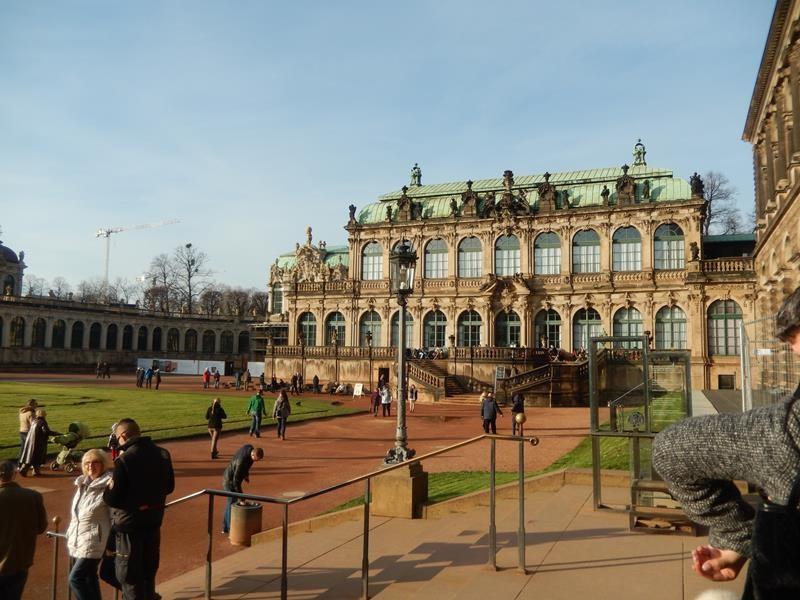 Mit diesem Bild endet unser Dresden-Besuch