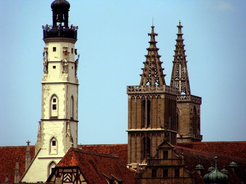 Rotenburg ist schon toll und echt sehenswert.