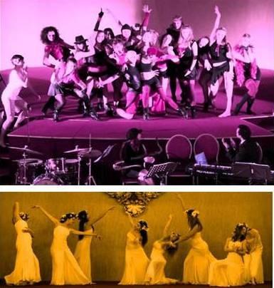 Tanzshow, Mitternachtseinlage, Show für Veranstaltungen, Firmen, Produktpräsentationen, www.tanz-choreo.at, Birgit Urbanek, Künstleragentur