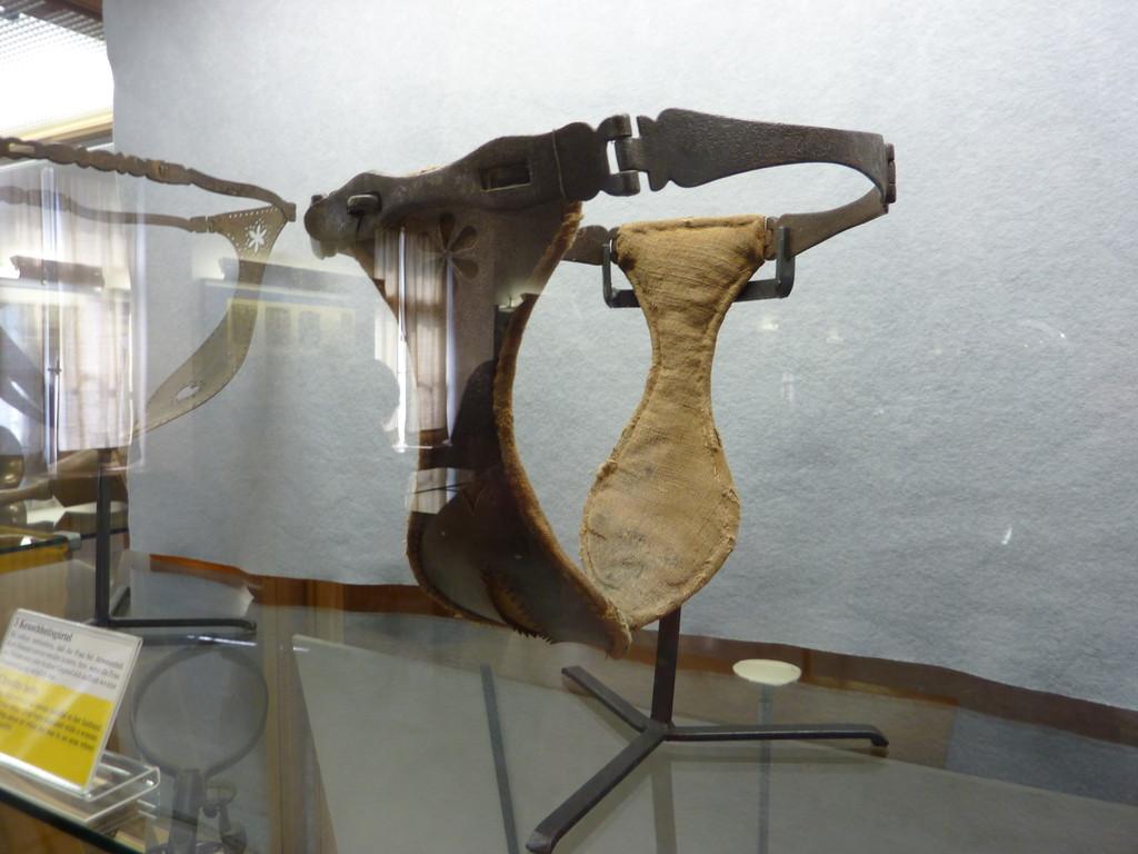 Keuchheitsgürtel
