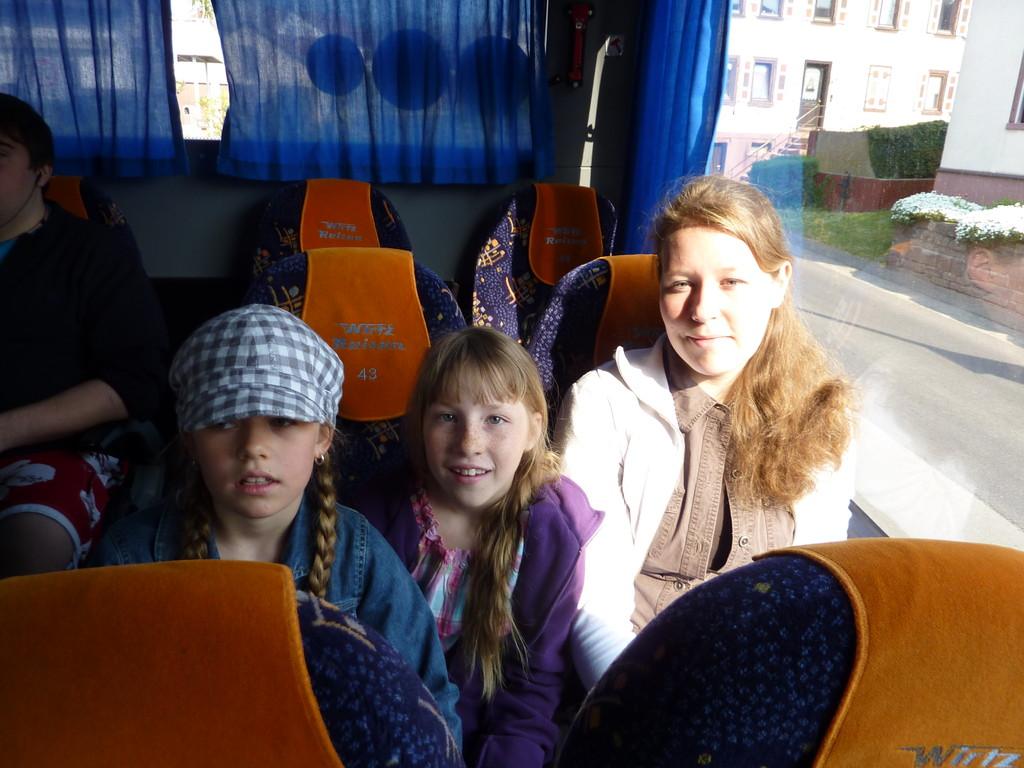 Zurück nach Schollbrunn
