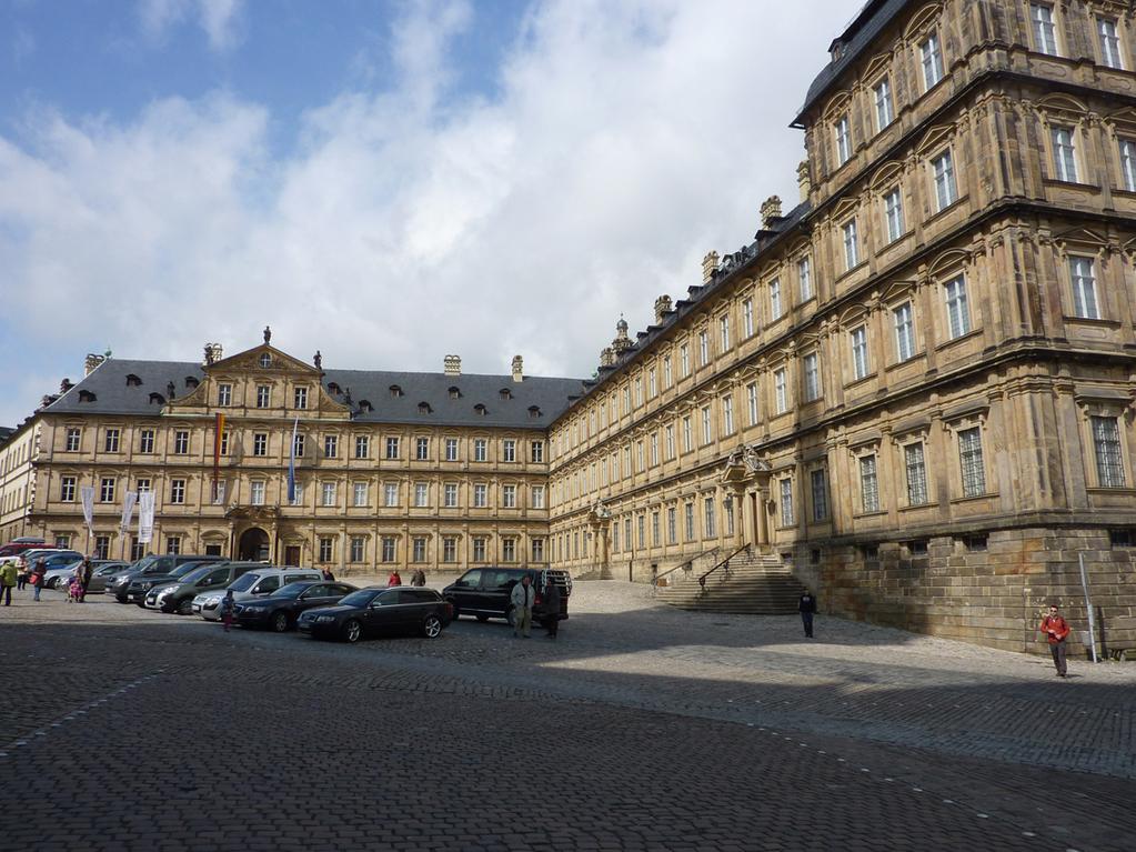 Residenz in Bamberg