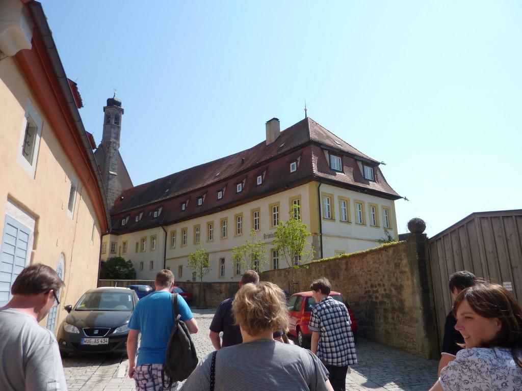 Das Kriminalmuseum in Rothenburg