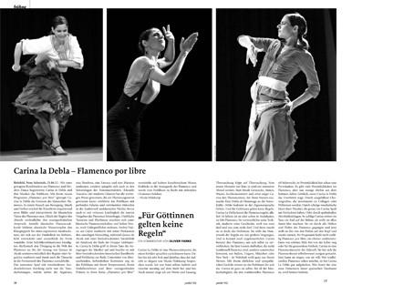 ¡Anda! Fachzeitschrift für Flamenco nº102