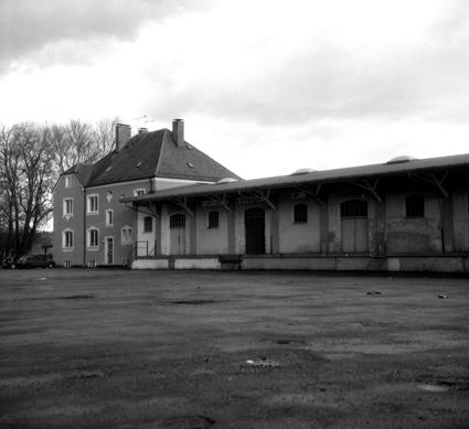 Güterbahnhof Kaufbeuren