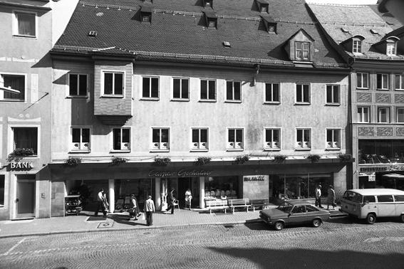 """Gerhauser"" Kaiser-Max-Straße"