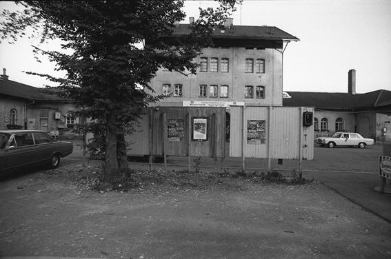 Alter Bahnhof Kaufbeuren