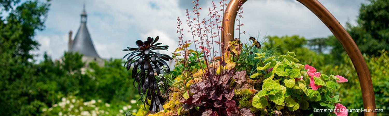 Le domaine de Chaumont-sur-Loire et son Festival international des jardins