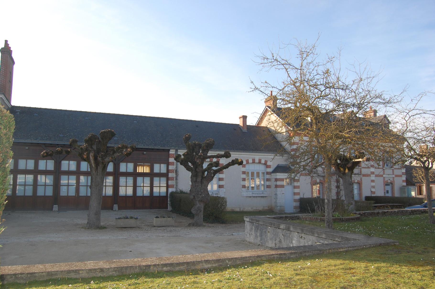 Salle commune pour vos retrouvailles en Val de Loire