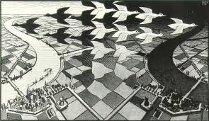 Escher, Day-nigt