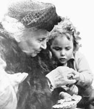 María Montessori. Médica Psiquíatra. (Italia: 1870-1952)