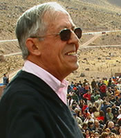 Silo: Mario Luis Rodríguez Cobos (Argentina 1938 - 2010) Escritor