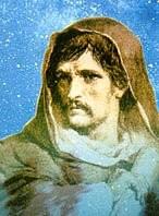 Giordano Bruno (1548 Nola, 1600 Roma)