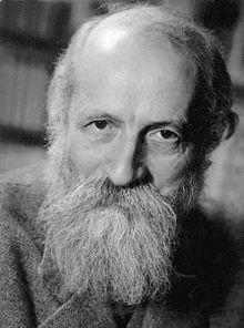 Martín Buber. Filósofo y escritor judio: 1878 Viena Austria - 1965 Jerusalén Israel