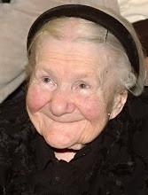 Irena Sendler. (Polaca 1910 - 2008) Enfermera y Trabajadora Social