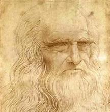 Leonardo Davinci (1452 Vinci.-1519 Amboise)