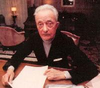 Nicola Abbagnano. Italia: 1901-1990 Filósofo e historiador