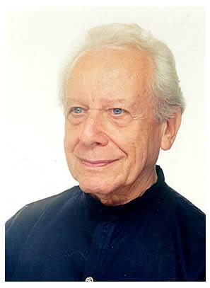 Pierre Weil. 1924 Estrasburgo - 2008 Dr. Psicólogo, autor y educador dedicado a la causa de la paz mundial.