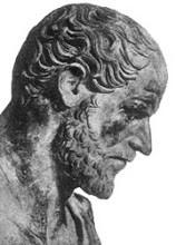 Aristóteles (384 a. C. Estagira – 322 a. C. Calcis)