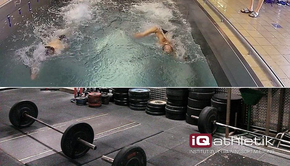 Krafttraining für Schwimmer