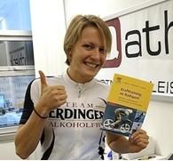 Daniela Sämmler empfiehlt das Buch Krafttraining im Radsport