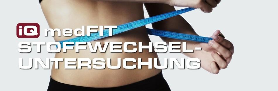 Stoffwechseluntersuchung zum Bestimmen des optimalen Kalorien- und Bewegungsbedarfs