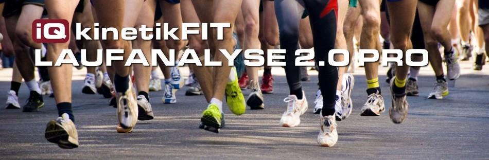 iQ kintekFIT Laufanalyse 2.0 Pro in Frankfurt