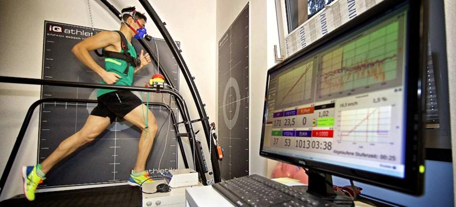 Leistungsdiagnostik im Sport