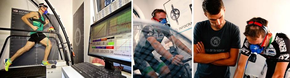 Spiroergometrie auf dem Laufband oder auf dem Fahrradergometer