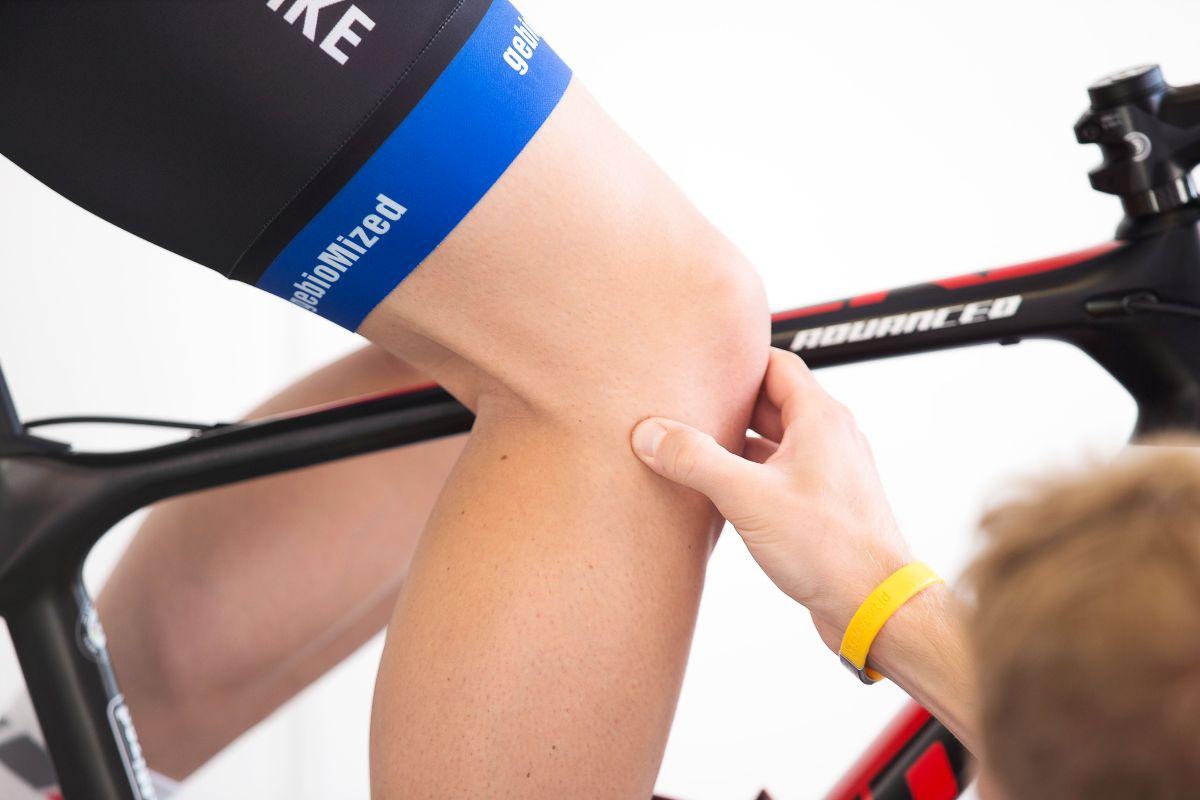 Hilft wirkungsvoll bei Kniebeschwerden und schützt Gelenke vor Verschleiß: Bikefitting