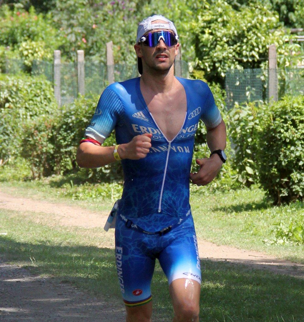 Der Ironman Weltmeister und die Herausforderung Halbmarathon
