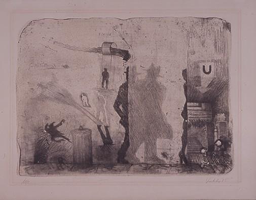 4. Preisträger: Vollrad Kutscher, Frankfurt