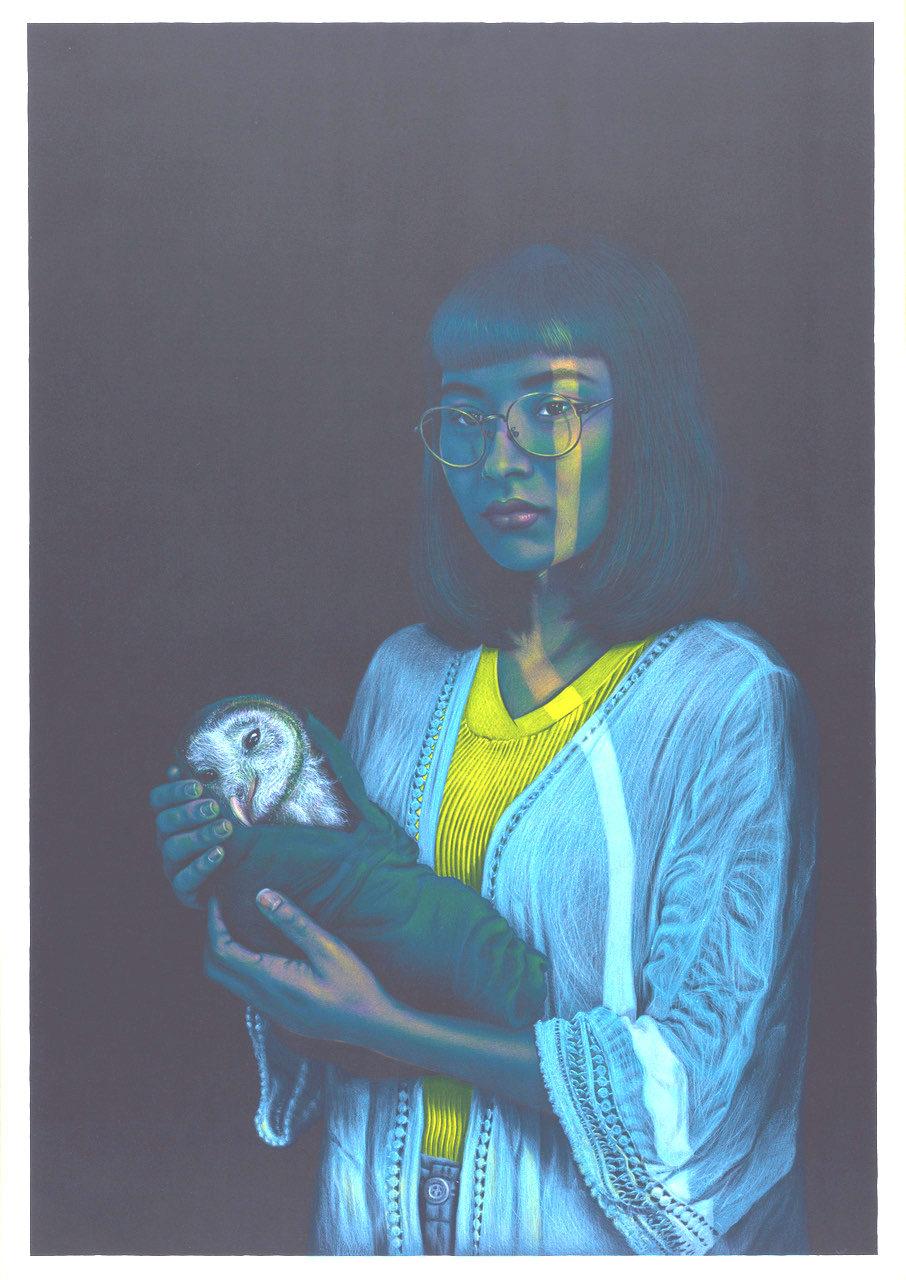 """Amnat Kongawaree (Thailand)  """"Parasitism"""" (Serie)"""
