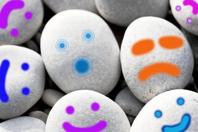 """Statt Gefühle als """"gut"""" oder """"schlecht"""" bewerten, sich lieber um die dahinterstehnden Bedürfnisse kümmern. Bild: twinlili/pixelio.de"""