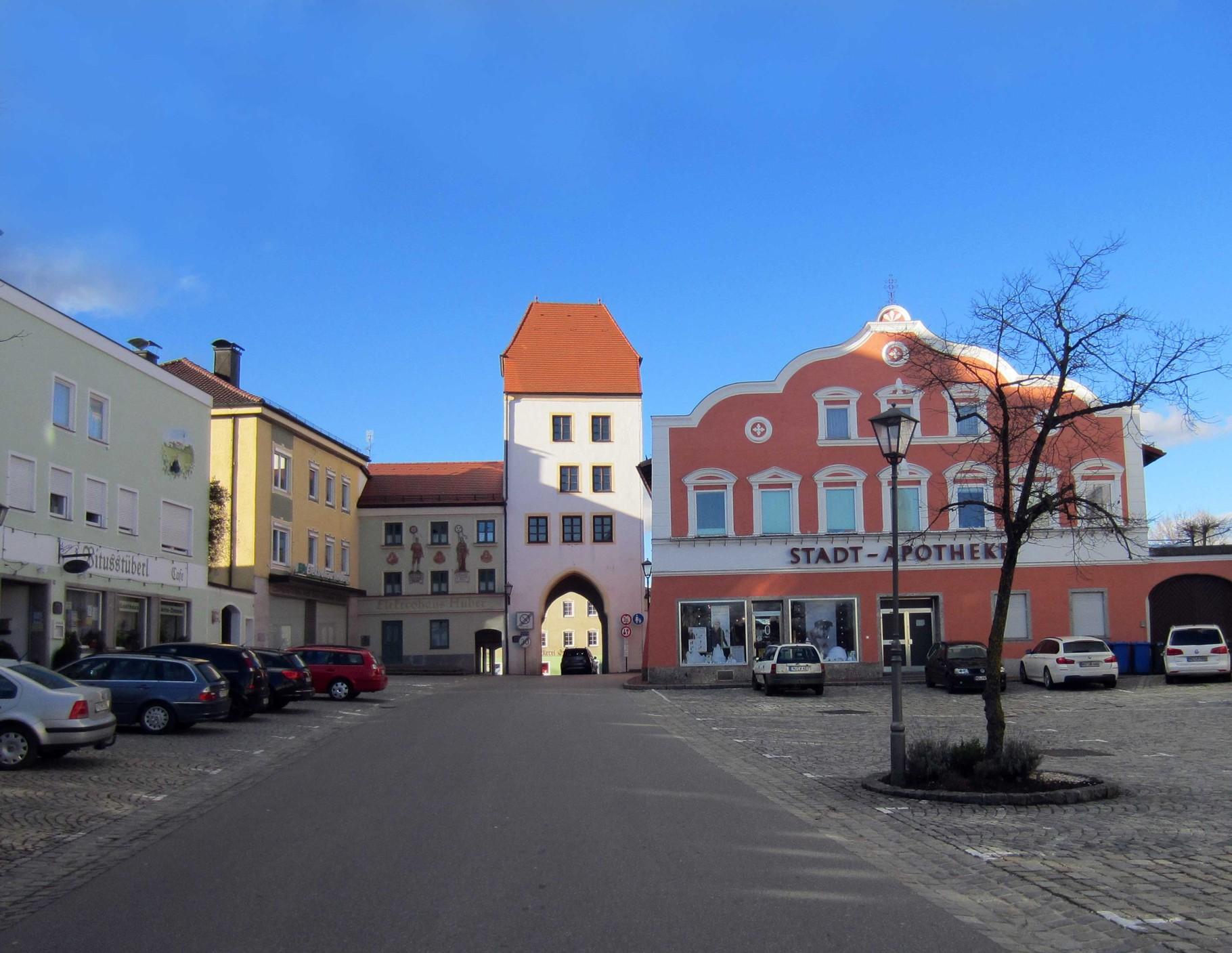 Lady Neumarkt-Sankt Veit