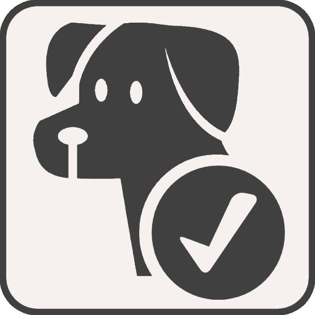 Haustiere willkommen (auf Nachfrage, gegen Gebühr)