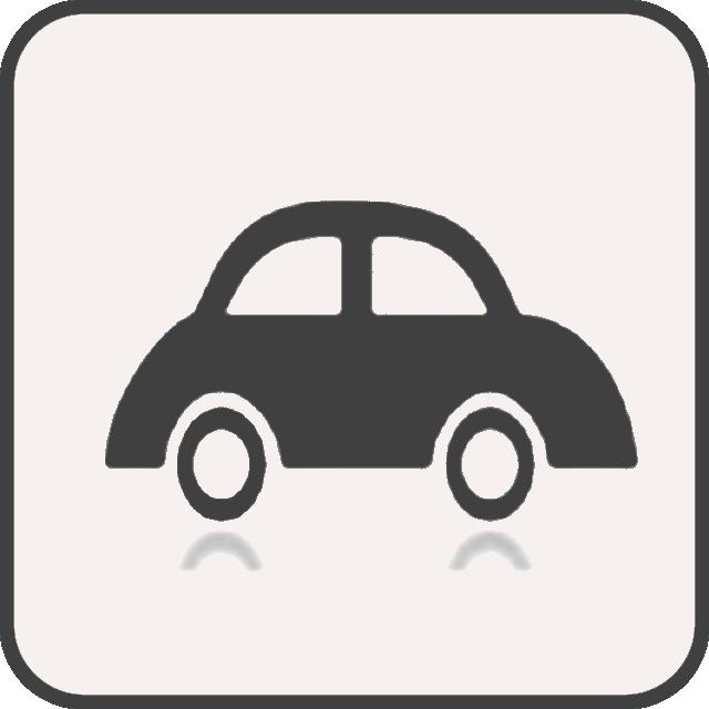 Hotel-Parkplatz (gegen Gebühr)