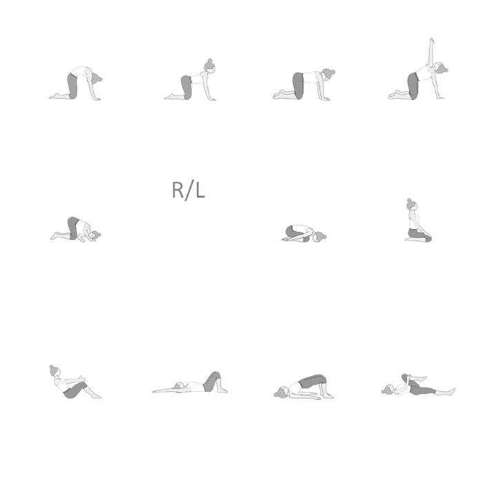 Kurzer Yoga Flow