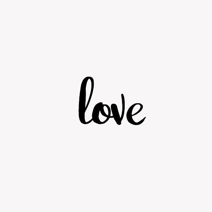 Intention • love • Herzöffner