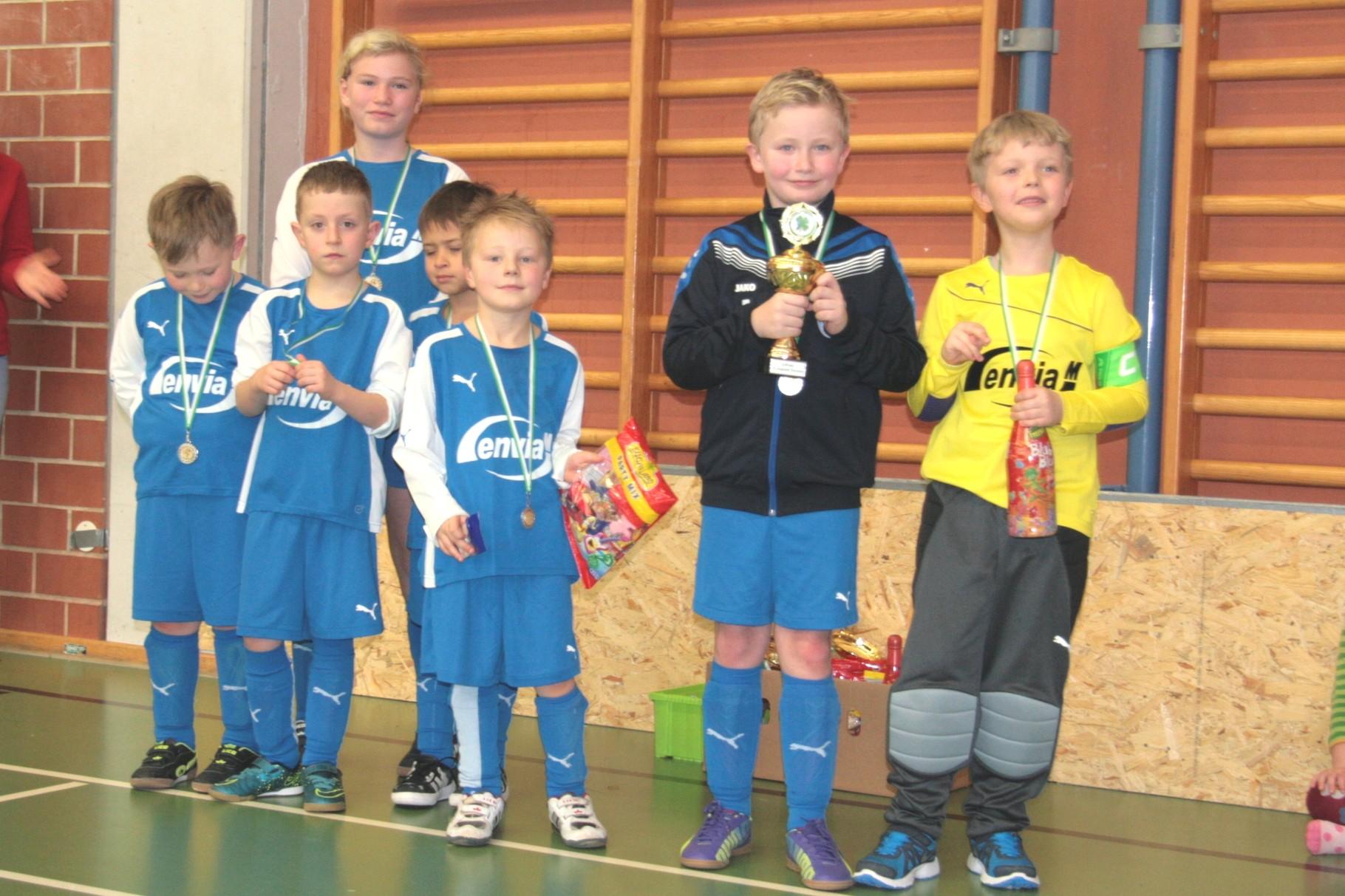 4. Platz: Lugauer SC