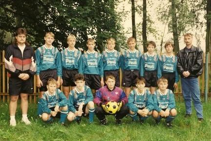 C-Jugend Saison 97/98