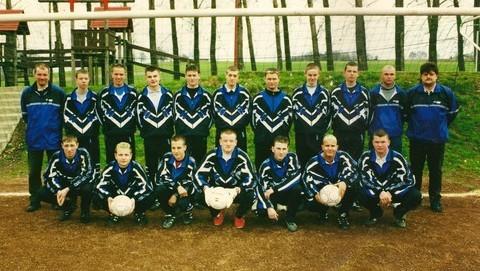 A-Jugend Saison 1999/2000
