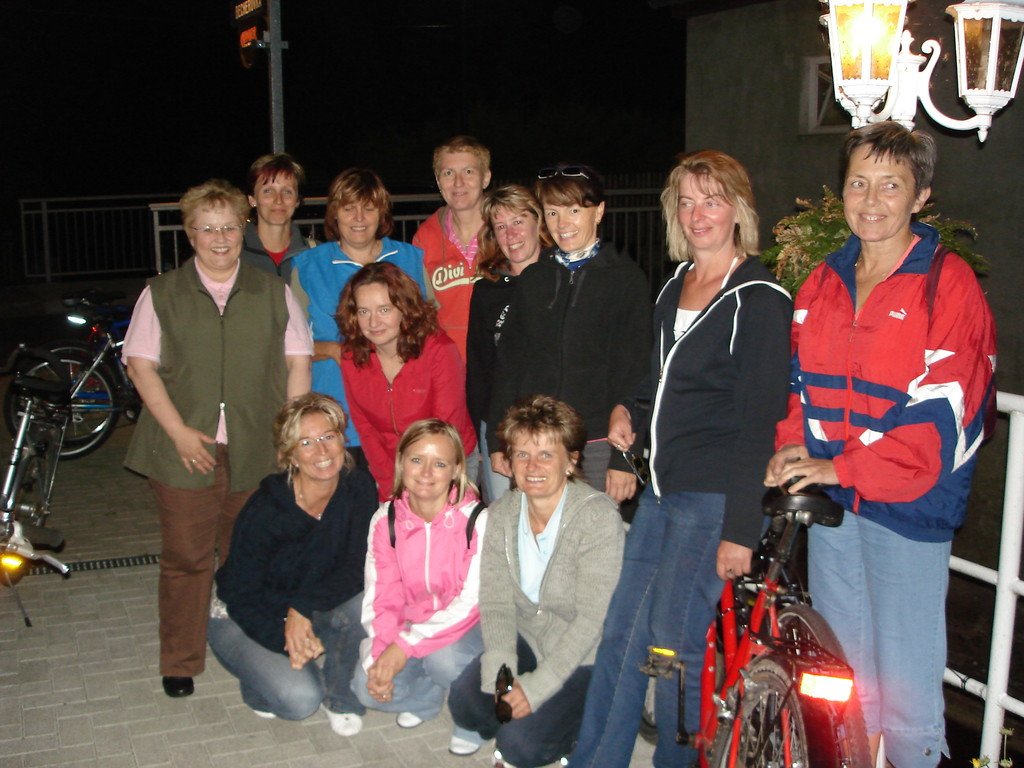 Radtour Sommer 08