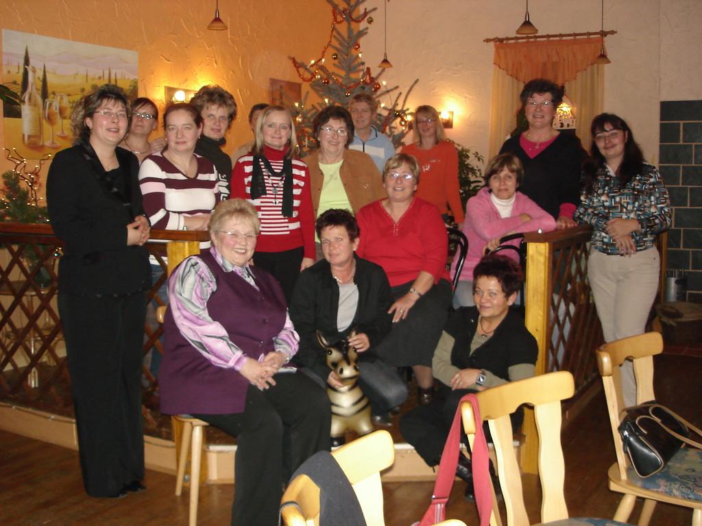 Weihnachtsfeier 08